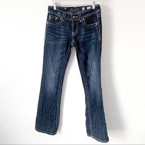 Miss Me   JE5075B2L Boot Cut Jeans